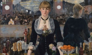 Manet's A Bar at the Folies-Bergère