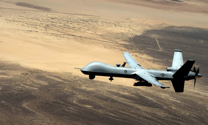 How the US justifies drone strikes: targeted killing