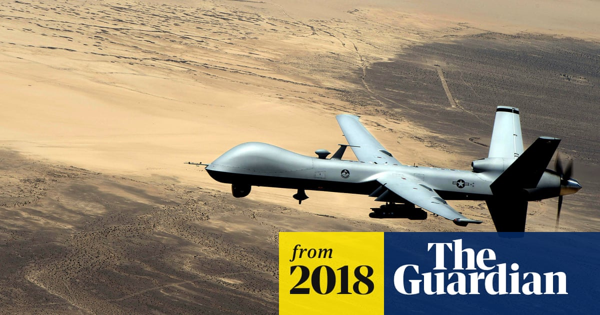 Google's AI is being used by US military drone programme