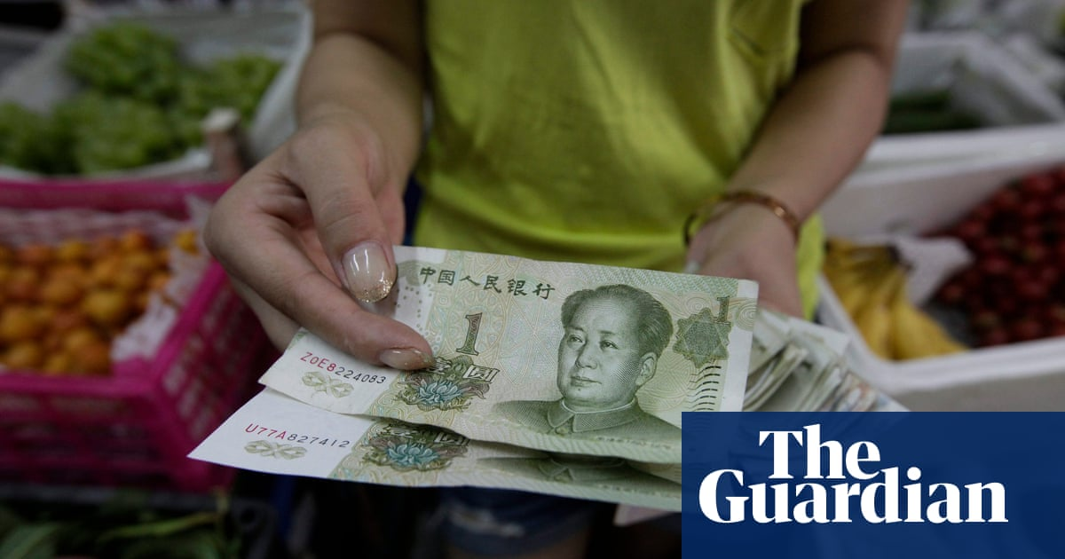 China Devalues Yuan By 2 To Boost Flagging Economy