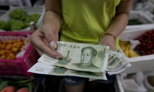 China devalues yuan by 2% to boost flagging economy | Business | The