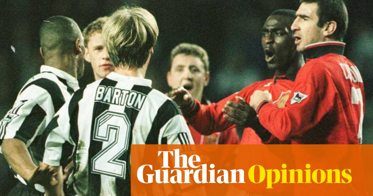 c5dc2036648 English club football has never quite been the same since a momentous 1996
