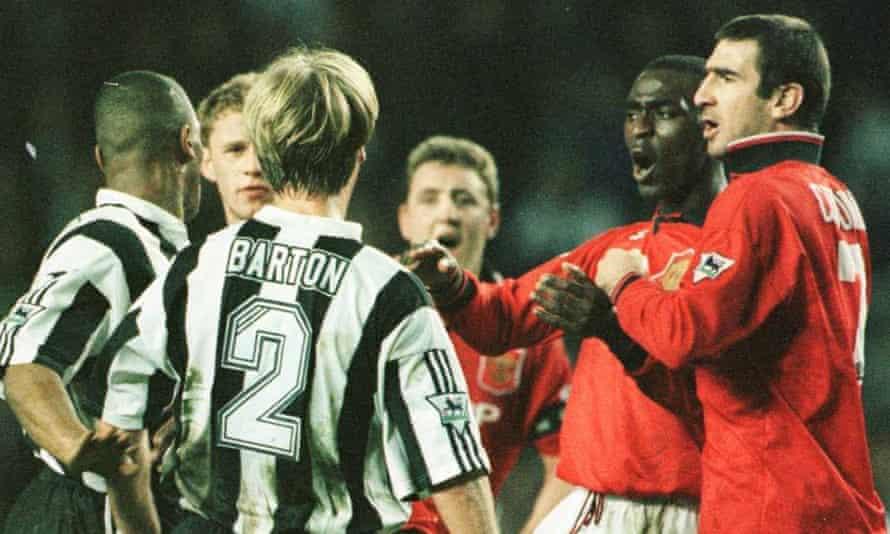 Newcastle v Manchester United, 1996