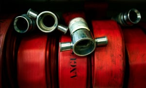 Firefighters' hoses