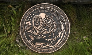 Three plaques were placed on the Fife Coastal Path to commemorate the women of Culross, Torryburn and Valleyfield who were accused of witchcraft.