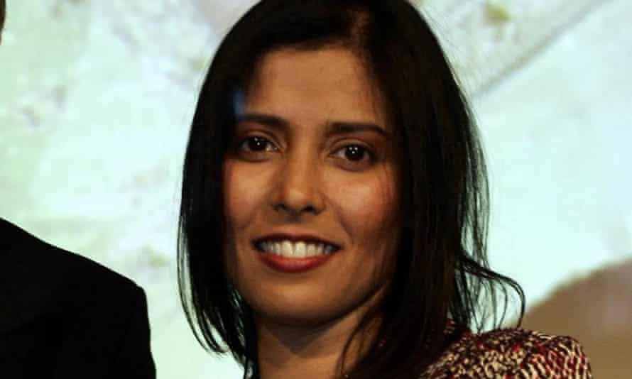 Prof Nazneen Rahman, pictured at the ICR, says: 'there were no disciplinary findings against me. And the decision to resign was mine and mine alone.'