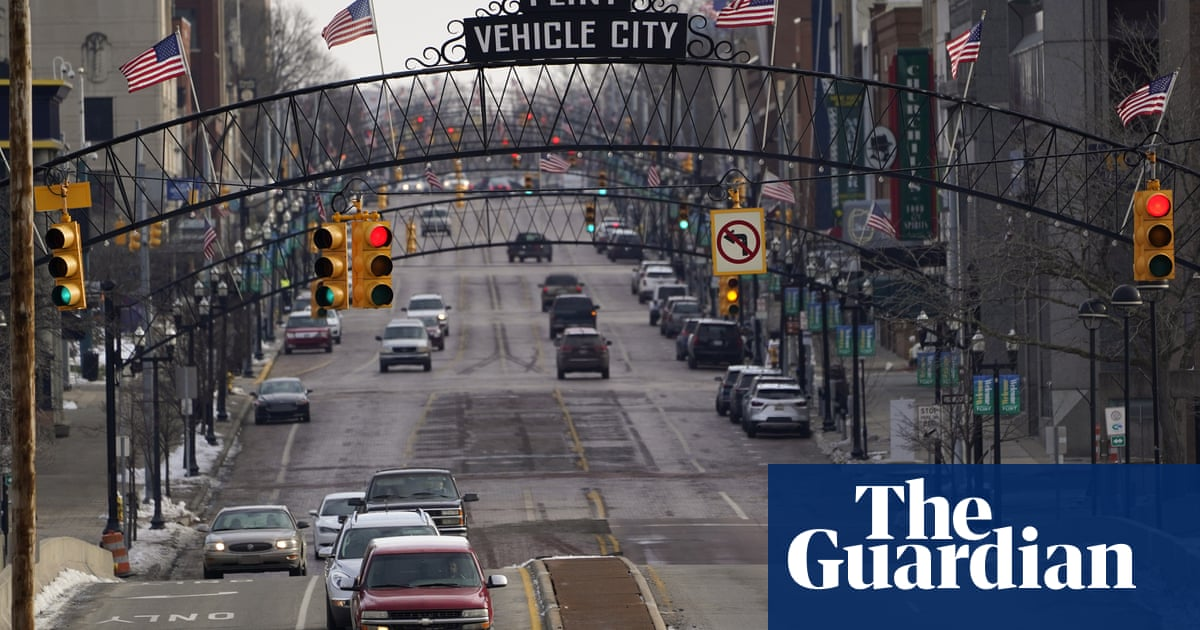 'My city is on fire': pandemic wreaks renewed havoc in Flint after water crisis