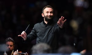 Kirill Petrenko conducts the Berlin Philharmonic at the Proms.