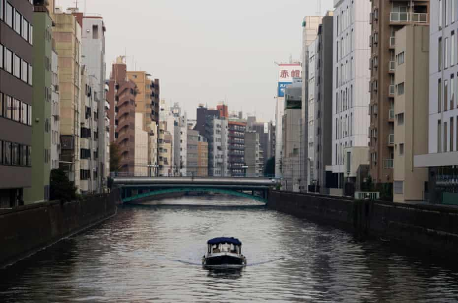 Tokyo's waterways