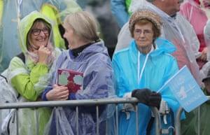 Pilgrims in County Mayo