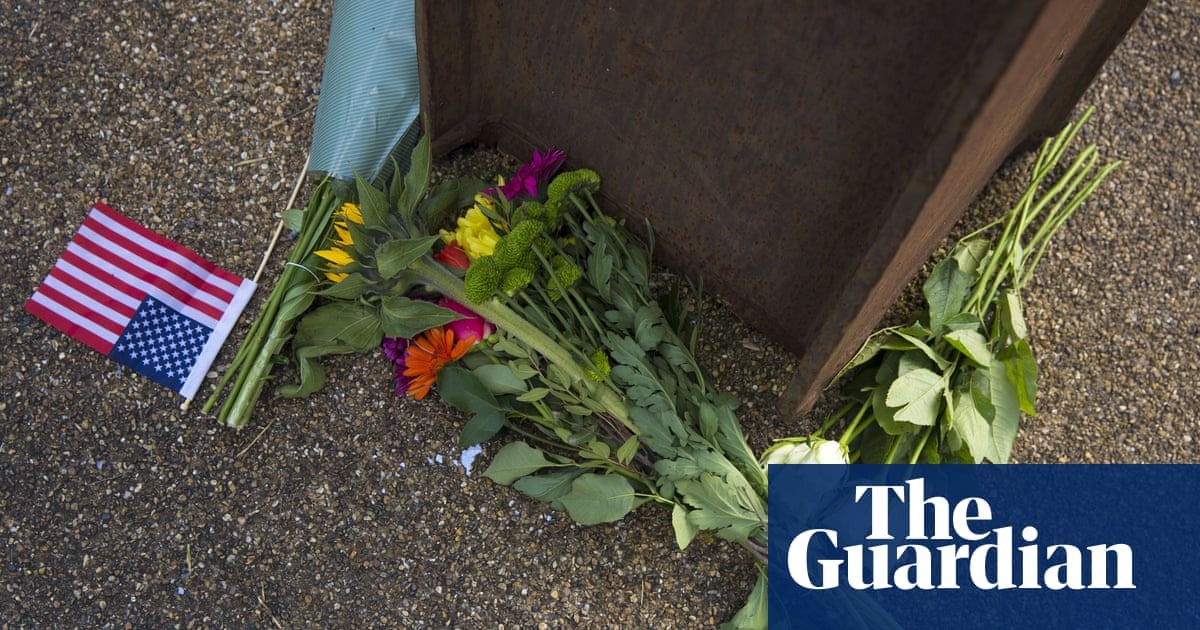 'We are still struggling': UK's 9/11 survivors and relatives pay tribute