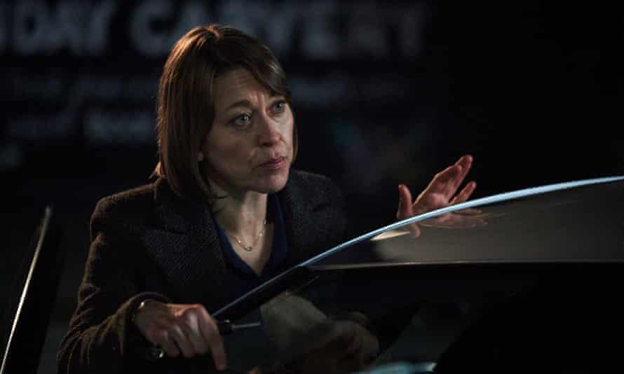 Nicola Walker as Cassie in Unforgotten.