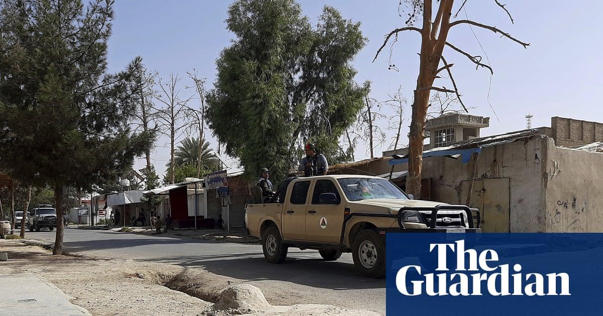 Fears for Afghan city of Lashkar Gah as fierce clashes continue