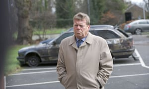 Crime fiction's Falstaff … Warren Clarke as Andy Dalziel.