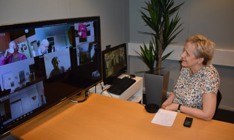 Virtual visits: how Finland is coping with an ageing population