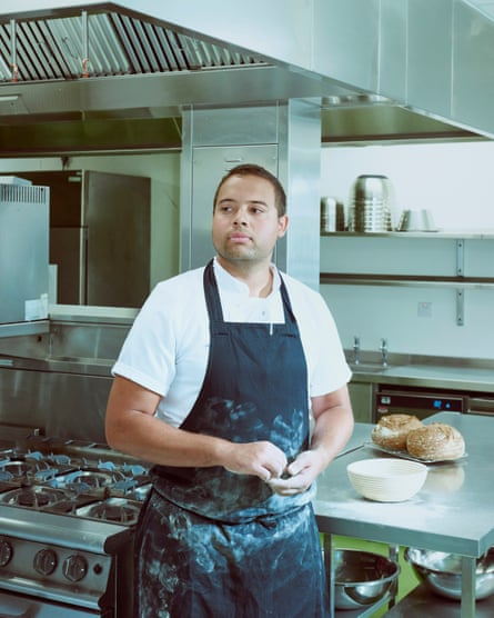 Charles Gabriel, Chef/educator at Stormont House School.