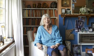 Emma Smith at her home in Putney, south-west London, in 2013.