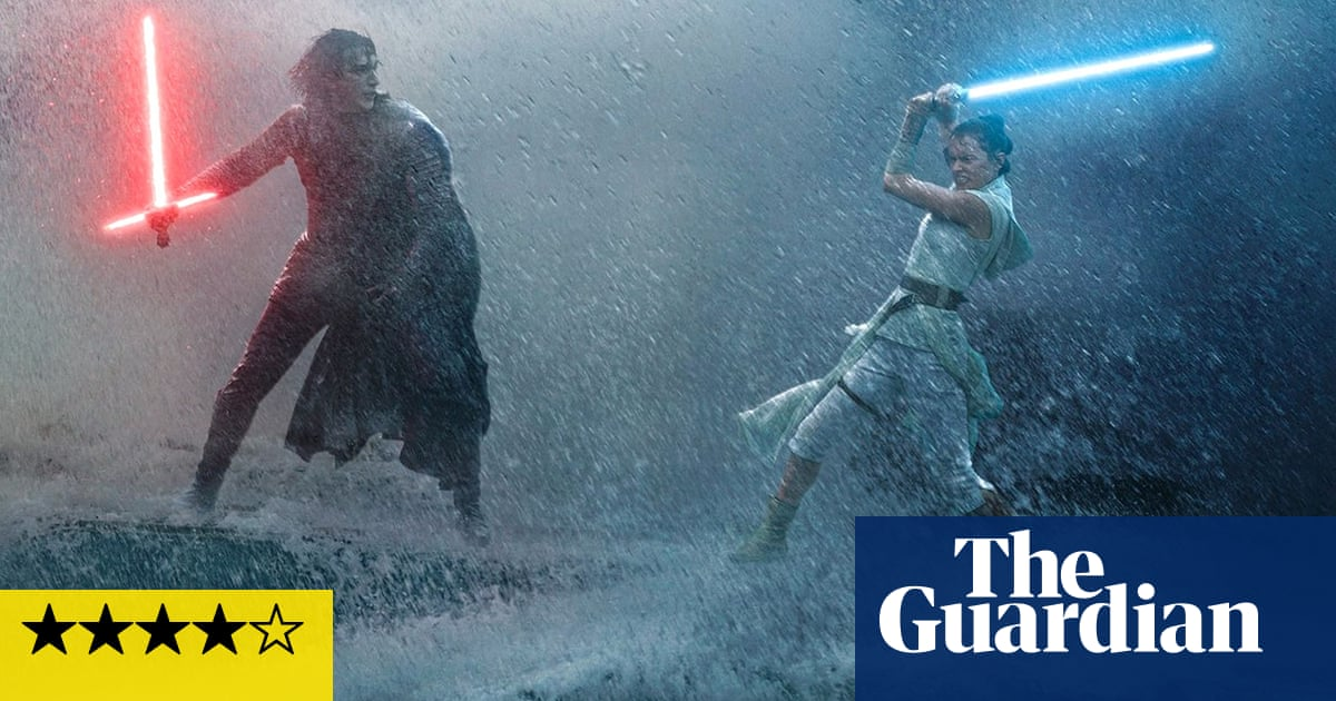 Star Wars: The Rise of Skywalker review – a thrilling, fun-filled, light-speed finale