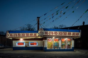 Island Fish and Chicken, 6701 S. Racine Ave., Chicago, 2018