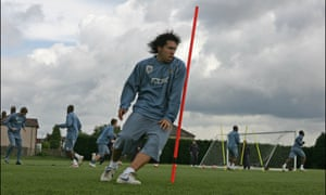 """""""Mascherano was brilliant in training, Tevez took some time to adjust to life in London. In training he didn't seem that dedicated"""""""