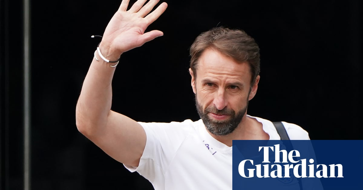 Exhausted Gareth Southgate left to rue England's missed opportunity