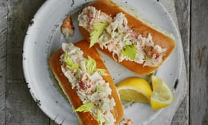 Frenchie Lobster Roll