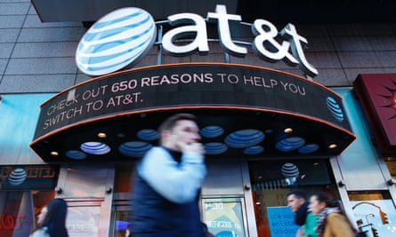 AT&T's CEO said the deal would enable the two companies to move quicker and operate better in a world where people increasingly access content on their mobile devices.