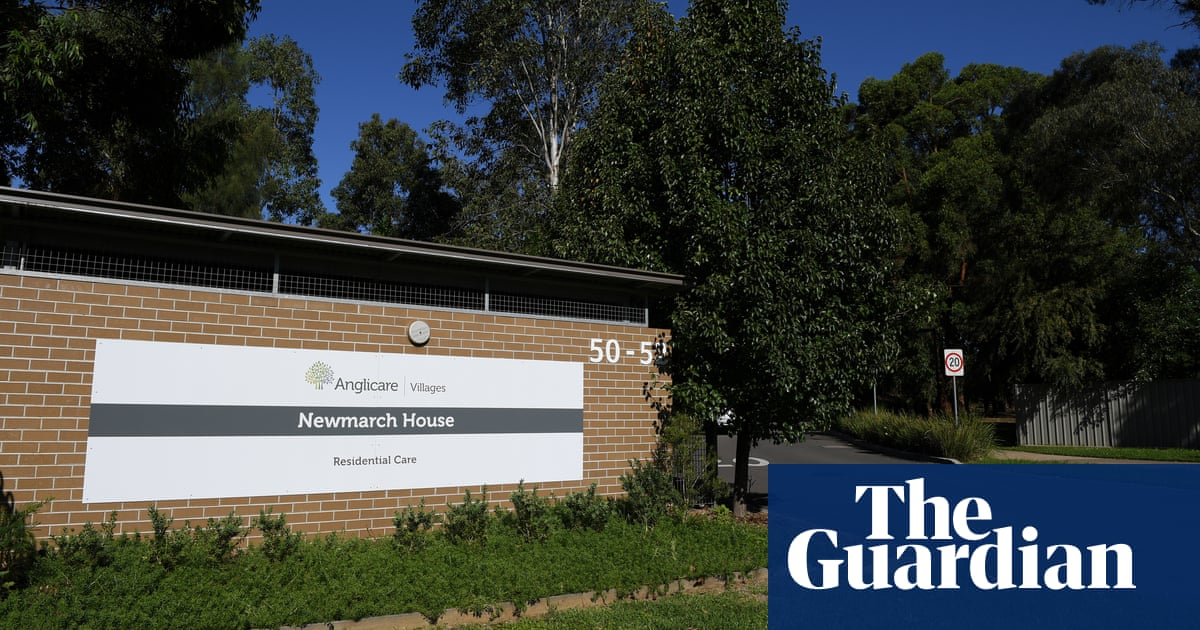 Two residents die of Covid-19 at Newmarch House aged care home in western Sydney – The Guardian
