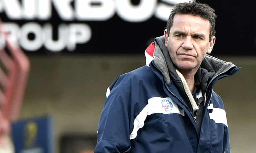 Mike Ford, seen during his time with Bath.