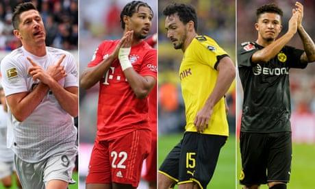 Der Klassiker: Bayern face Dortmund amid uncertain future