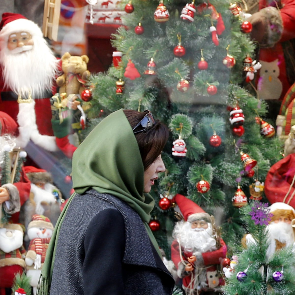 When A Muslim Celebrating Christmas Causes Angst It S No Wonder We Think We Can T Win Christmas The Guardian