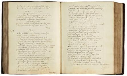 John Donne The Melford Hall manuscript £200,000 - 300,000 (ii)