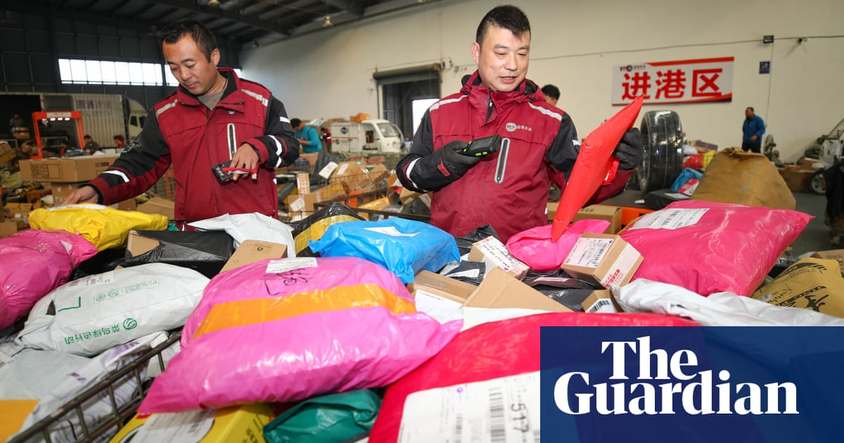 Alibaba's Singles Day sales top $30bn as it heads for record-breaking return