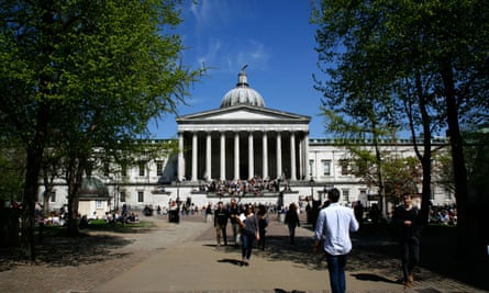 UCL, Bloomsbury, London