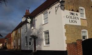southwick golden lion pub