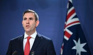 Australia's shadow treasurer Jim Chalmers