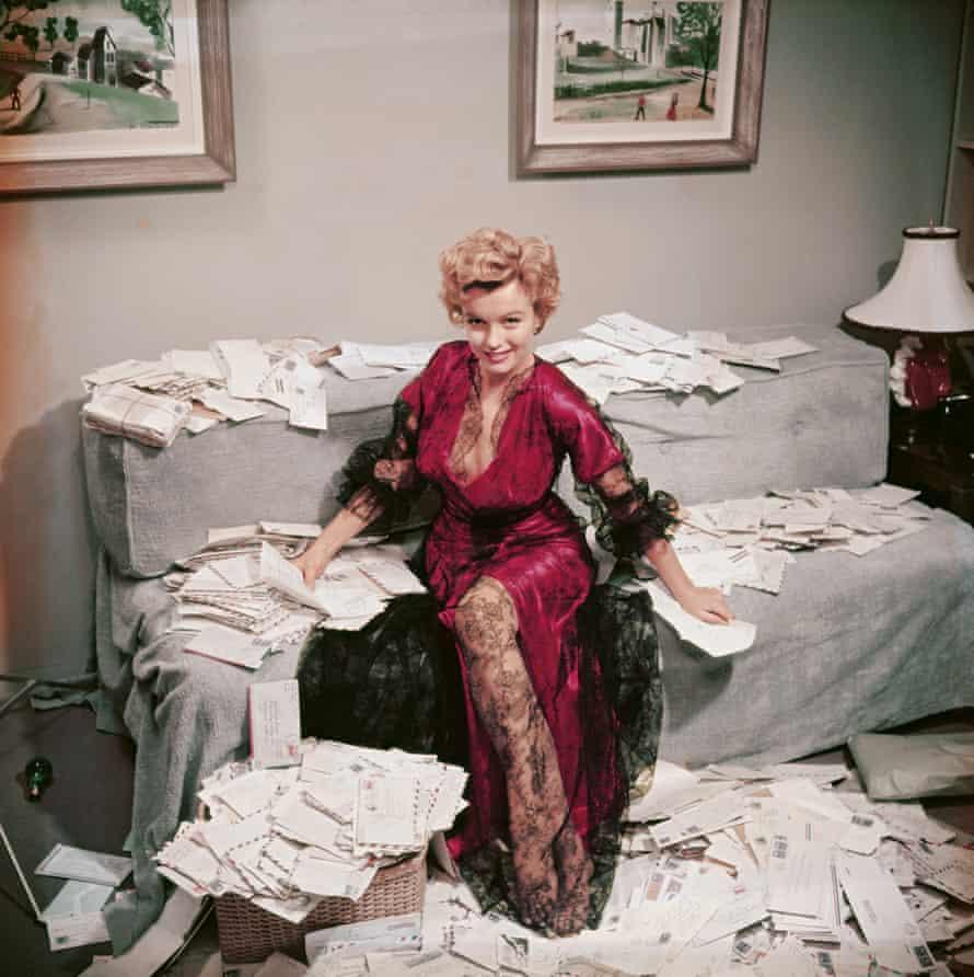 Marilyn Monroe, Beverly Hills, 1950