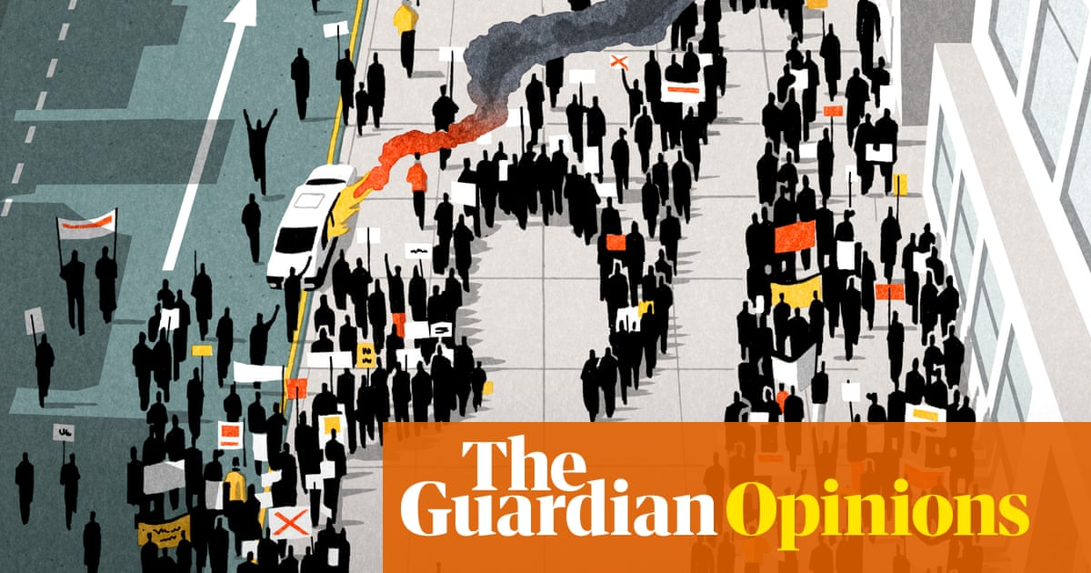 How to create a leaderless revolution and win lasting political change | Carne Ross