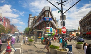 The Hub, heart of the South Bronx