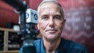 Eddie Mair BBC Radio presenter