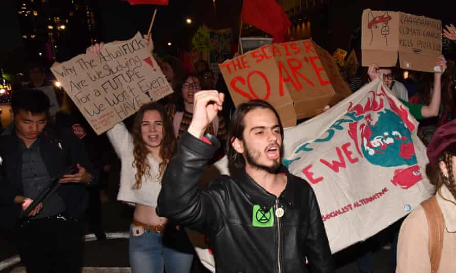 Protest Queensland