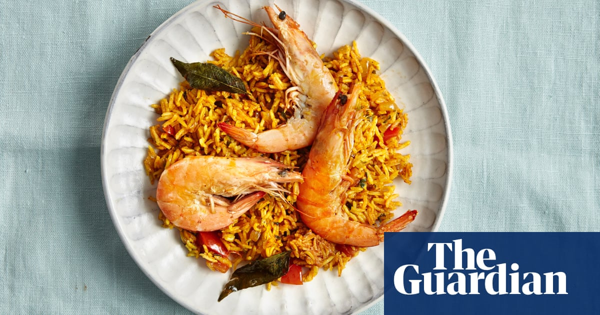 From Iranian chicken to Qatari risotto: four recipes from the Levant | Food | The Guardian