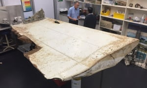 Piece of MH370