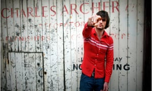 Jon McClure of Reverend and the Makers