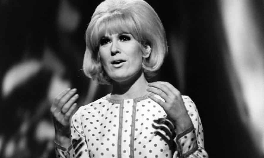 Dusty Springfield: tardy, but true to her principles.