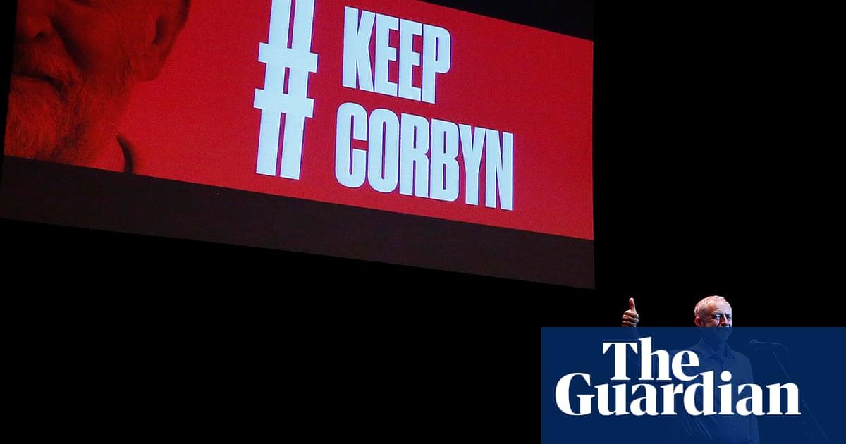 Corbyn by Richard Seymour review – the strange rebirth of