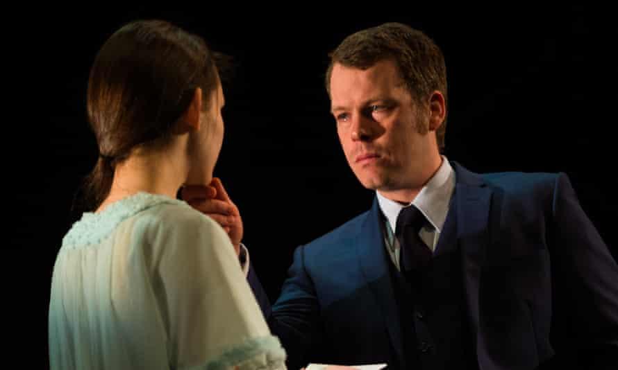 Amy Cameron as Doreen with Wathen as Jack.
