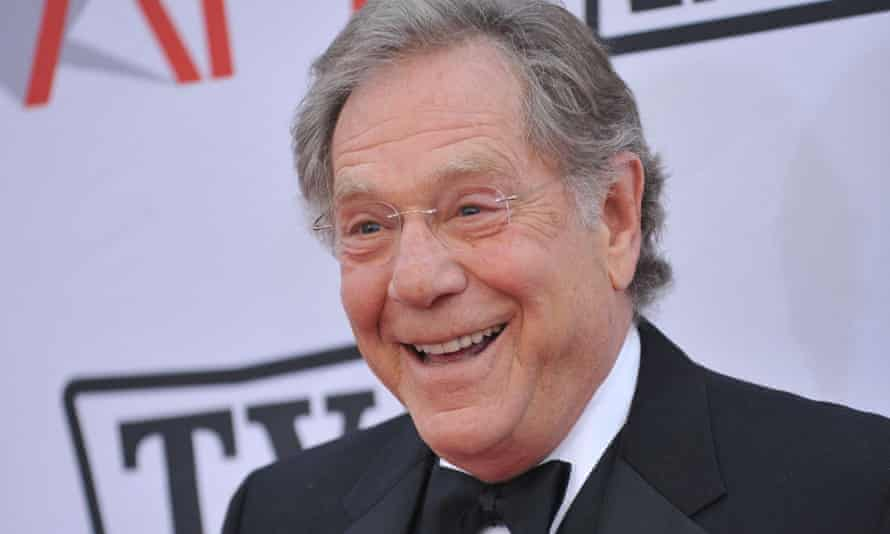 George Segal pictured in Los Angeles in 2010.