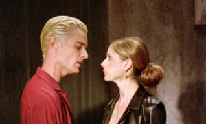 'It opened the show up to new possibilities' Sarah Michelle Gellar and James Marsters in Buffy's musical special.