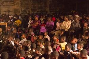 Ciné Guimbi, Burkina Faso.